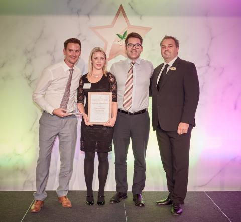 Center Parcs recognises outstanding suppliers at annual awards ceremony