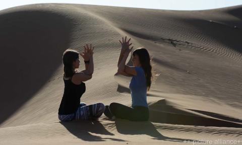 10 Tage Wüsten Yoga Retreat März 2017