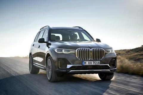 Ensimmäinen BMW X7 – Suurta ylellisyyttä
