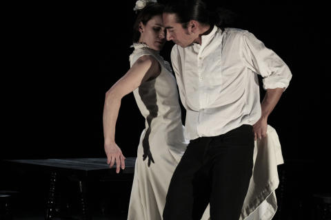 Teater Halland Art & Performance Festival - Senorita Julia