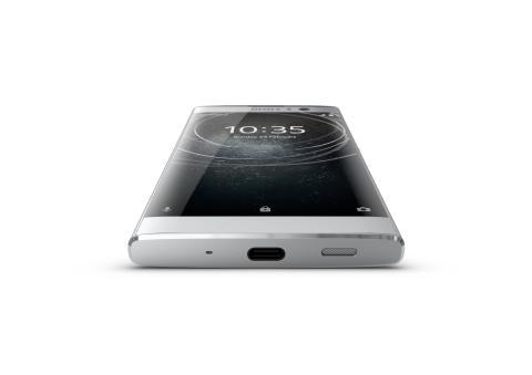 Sony lancerer ny super-mellemklasse smartphone: Xperia XA2