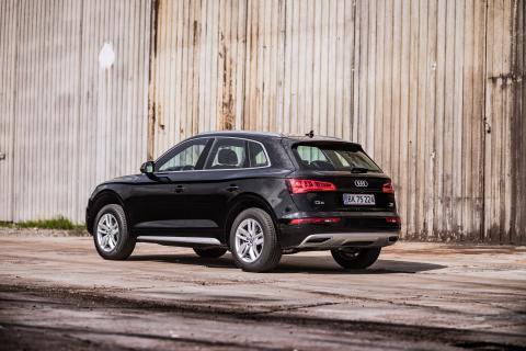Audi Q5 (Mythossort)