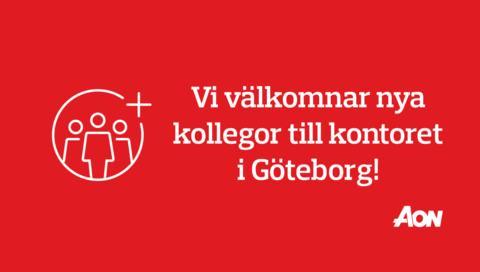 Medarbetarförstärkning till vårt kontor i Göteborg!