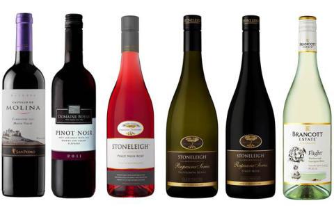 Vårens vinnyheter från Pernod Ricard