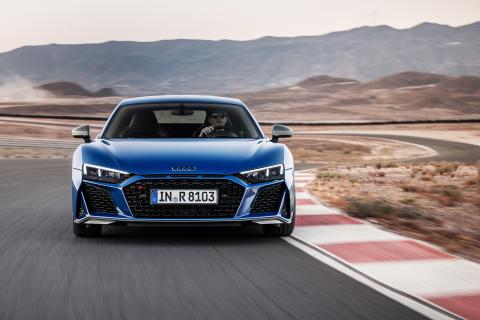 Audi driving experience – nu i stærkeste setup nogensinde