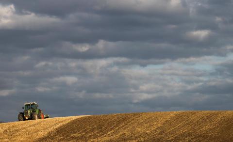 Klimaendringer er en utfordring for bonde og mattrygghet
