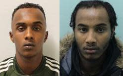 Two convicted of human trafficking offences