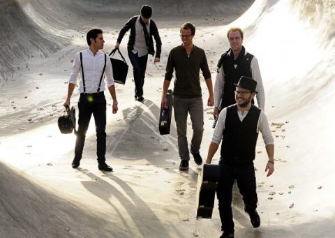Folkmusikgruppen Jaerv