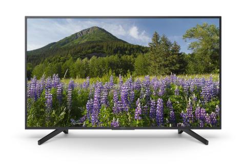 A Sony apresenta duas novas séries de televisores 4K HDR