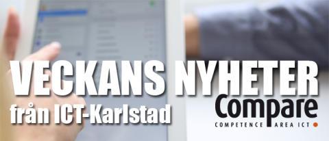 Veckans nyheter från IT-Karlstad: Vecka 18