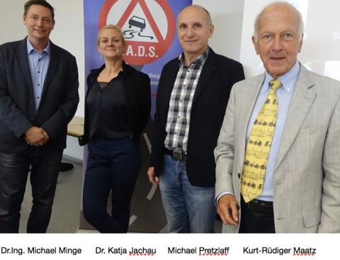 """""""Alkohol im Straßenverkehr muss tabu bleiben"""""""
