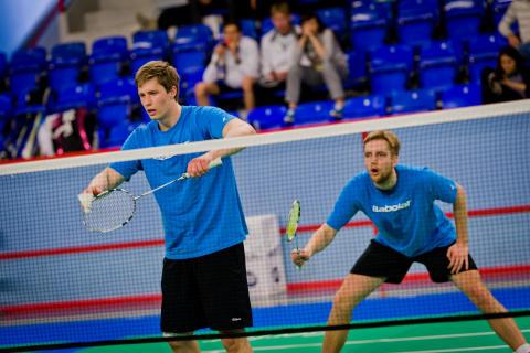Sebastian Gransbo och Peder Nordin