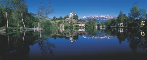 Radtouren zu den Schweizer Schlössern