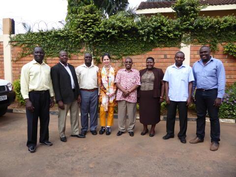 Plan International Uganda and Shifo join to improve health service delivery in Tororo District, Uganda