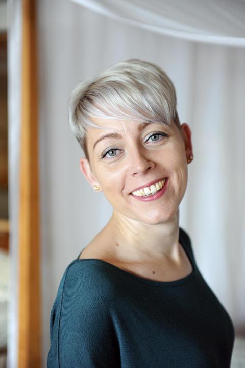 Jeanette Hoel, leder av Gynkreftforeningen