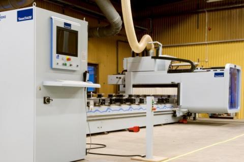 SCC Lindvalls tyngsta maskininvestering någonsin