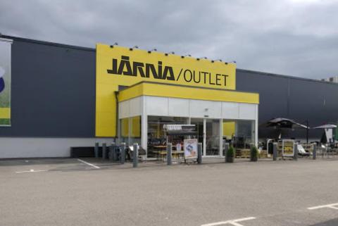 Järnia Outlet, namnet på den nya kedjan