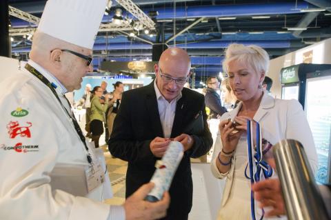 Estland ansöker om värdskapet för Bocuse d'Or Europa 2018