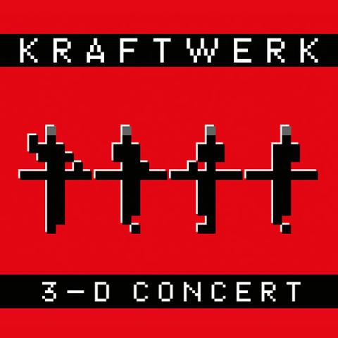KRAFTWERK TILL Dalhalla med sin 3-D show!