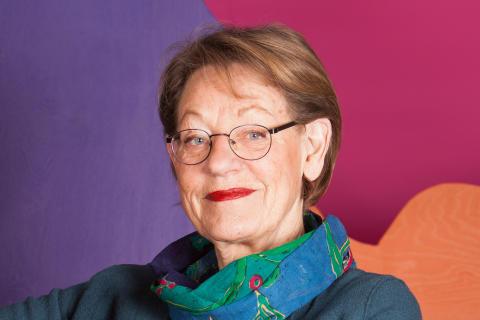Gudrun Schyman besöker Ronneby