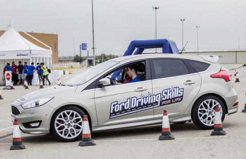 Ford Driving Skills for Life kommer til Danmark 2