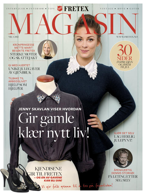 Cover Fretexmagasinet