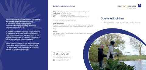 Specialistklubben - Nyt fritidstilbud for unge og voksne med autisme