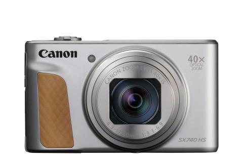 Kom ännu närmare på dina reseäventyr med Canons nya PowerShot SX740 HS med 40x superzoom
