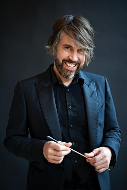 Dirigent Peter Nordahl
