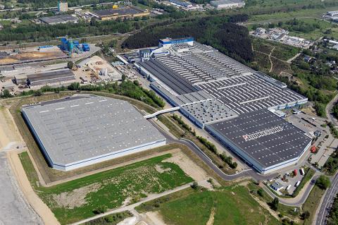 Bridgestone investerar i Europa