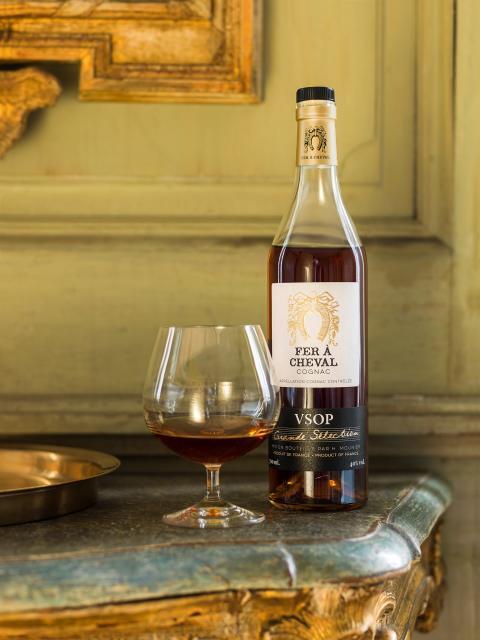 Hyllningarna bara fortsätter för Fer à Cheval Cognac