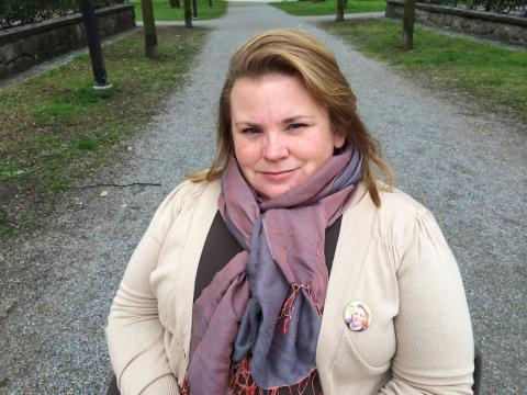 Johansson (FP): Håll parkleken i Rålis öppen
