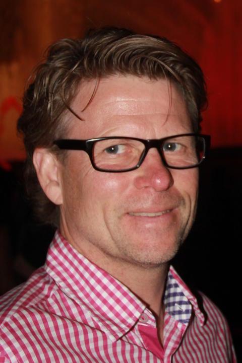 Erik Nystedt ASICS Marketing Manager Region North (Skandinavia & Benelux)