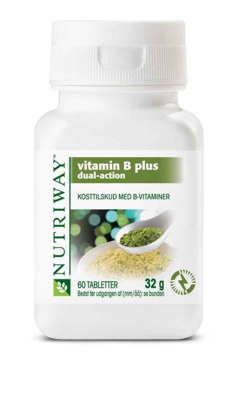 Nyt B-vitamin med dual-action teknologi: Dit power-middel til at bekæmpe træthed