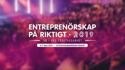 Möt framtidens företagare på Stockholmsmässan!