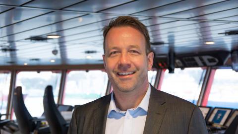 Rune Østergaard joins ESVAGT as Head of Commercial Wind