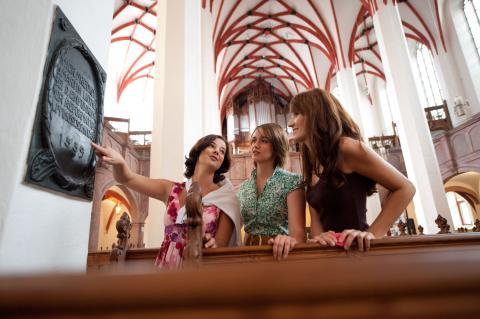 """""""Alles Reformation! Oder was?""""  Sachsen präsentiert sich auf Europas größter Bustouristik-Messe als Mutterland der Reformation"""