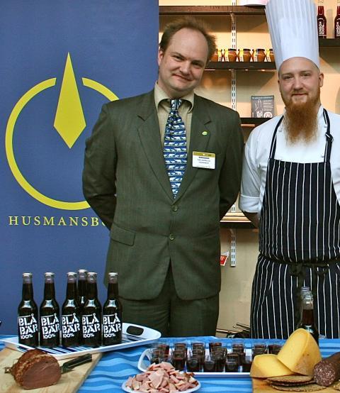 Diplomerade produkter från svenska bönder och livsmedelstillverkare till Paris Cookbook Fair