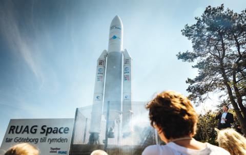 RUAG Space Nyhetsbrev november