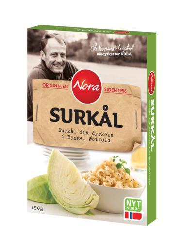 Nora Surkål