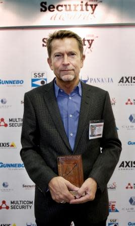 Dick Malmlund Årets Säkerhetskonsult