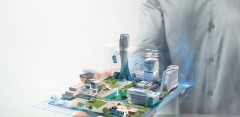 Schüco dominerar på världens största byggmässa