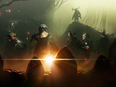 Seed of Evil, first expansion for Mutant Year Zero, released on PC, PS4, XB, Switch!