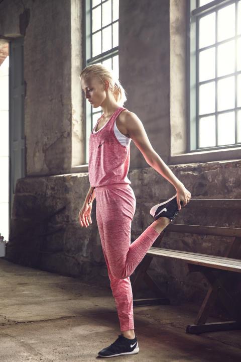 Core seamless jog suit