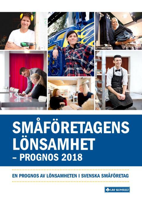 Småföretagens Lönsamhet - oktober 2018