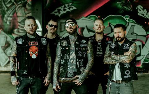 Lucifer Star Machine släpper Album på The Sign Records