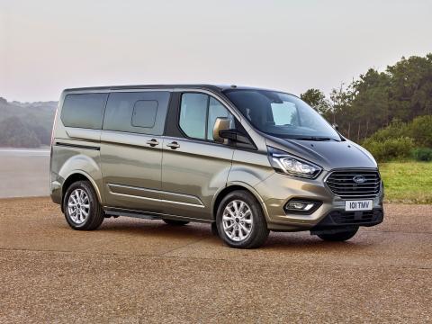 Der neue Ford Tourneo Custom