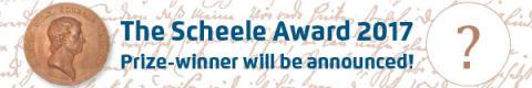 2017 års Scheelepristagare offentliggörs