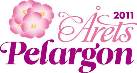Logotyp Årets Pelargon 2011