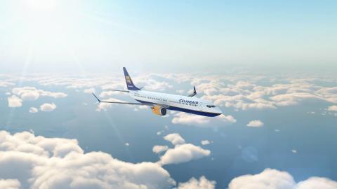 Icelandair on ensimmäinen yhtiö, joka tulee tarjoamaan nopeat Internet- sekä ja suoratoistopalvelut